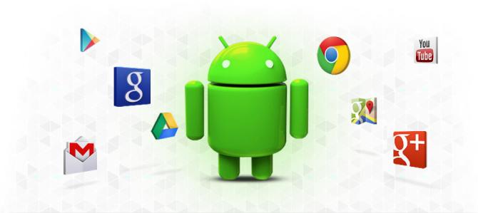 Công Ty Lập Trình Phần Mềm Android