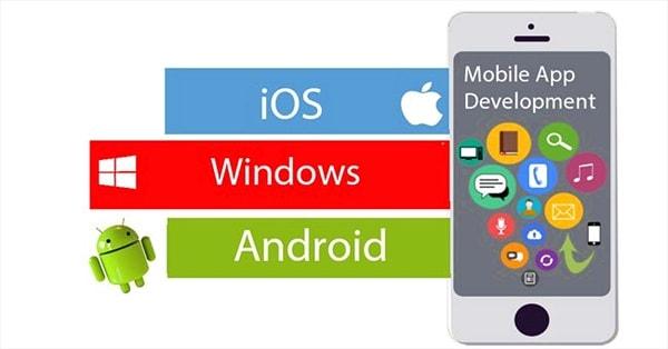 Công ty lập trình mobile app chuyên nghiệp